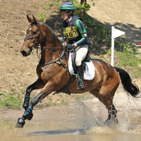 cove Kate Tarrant Eventing