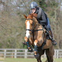 derg Kate Tarrant Eventing