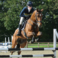 liss Kate Tarrant Eventing
